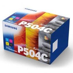 Conjunto 4 Toners Samsung Originais CLT-P504C