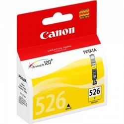 Tinteiro Canon CLI-526 Y XL Amarelo Original (4543B001)
